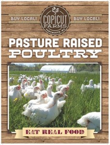Pasture Raised Poultry