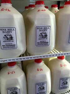 Pine Hill Dairy Milk