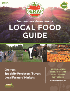 2015 Local Food Guide