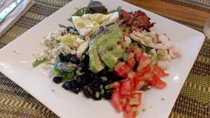 How on Earth Cobb Salad