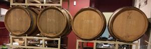 Travessia Wine Barrels
