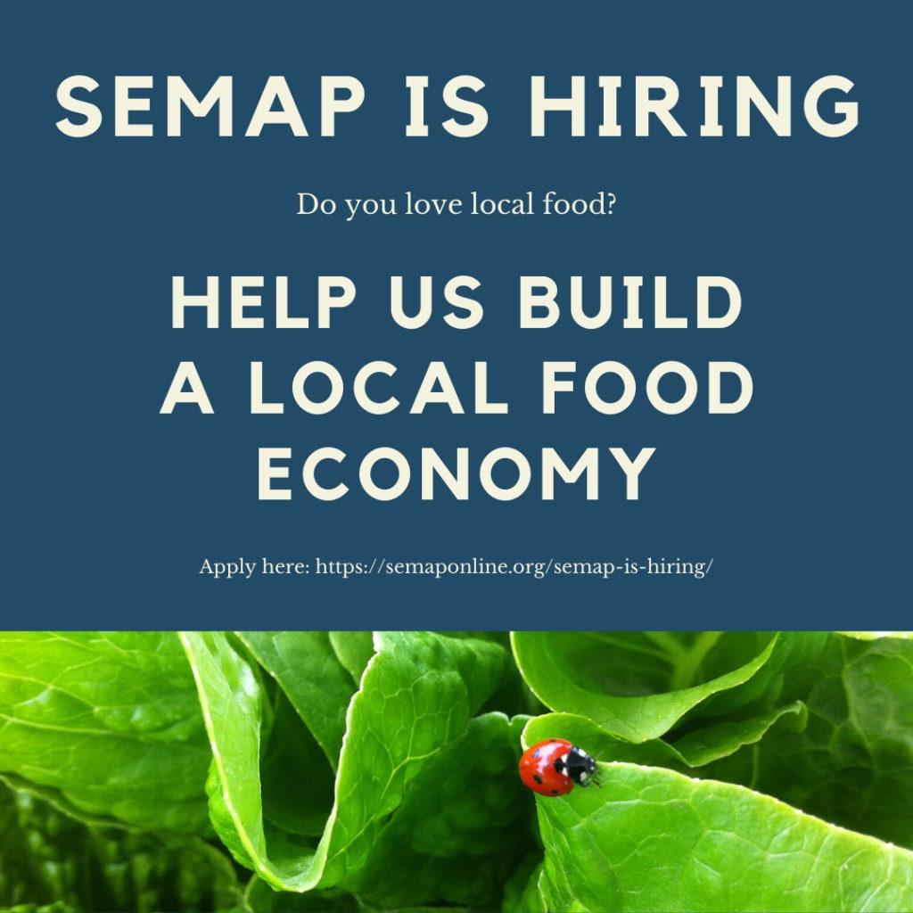 SEMAP is hiring