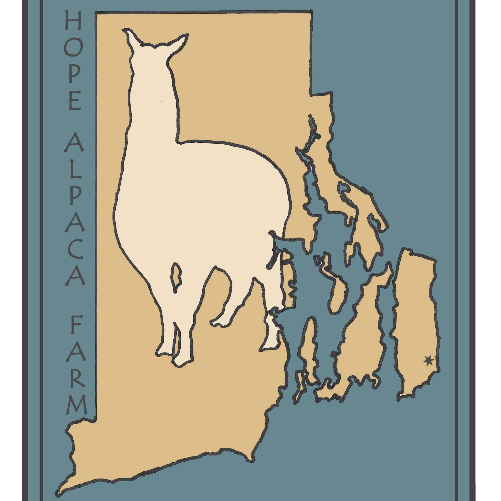Hope Alpaca Farm Logo